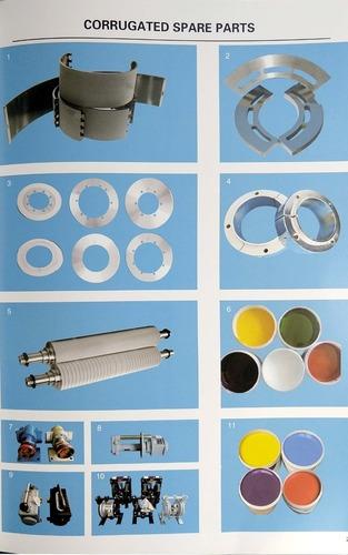 Corrugated Spare Parts 1