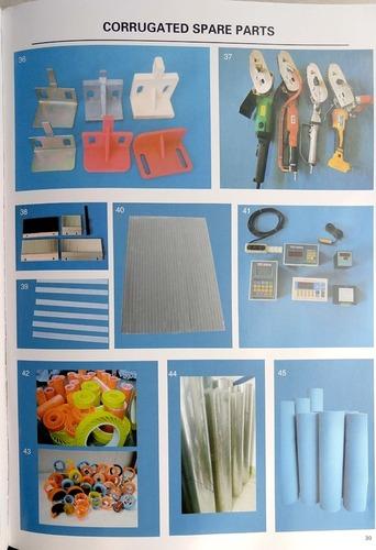 Corrugated Spare Parts 3