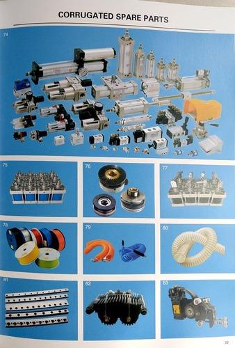 Corrugated Spare Parts 5
