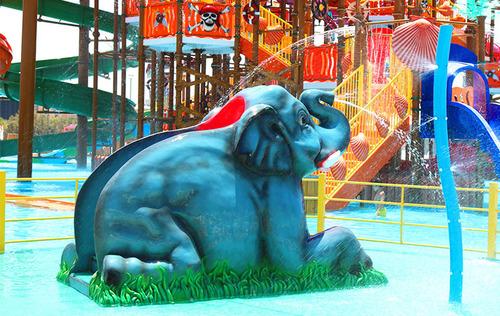 Elephant Slide