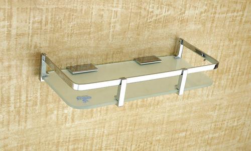 Glass Shelf Square 12x6  8mm