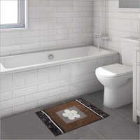 Designer Bathroom Mat