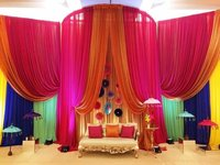 Decorative Mandap Fabric