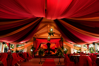 Fabric for Mandap Decoration