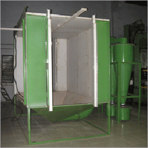 Powder Coating Booth machine
