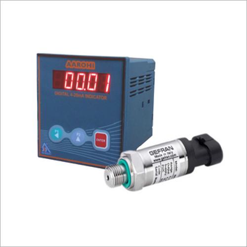 Motor/Pump Indicators