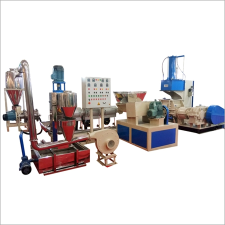 Industrial Pelletizing Extruder
