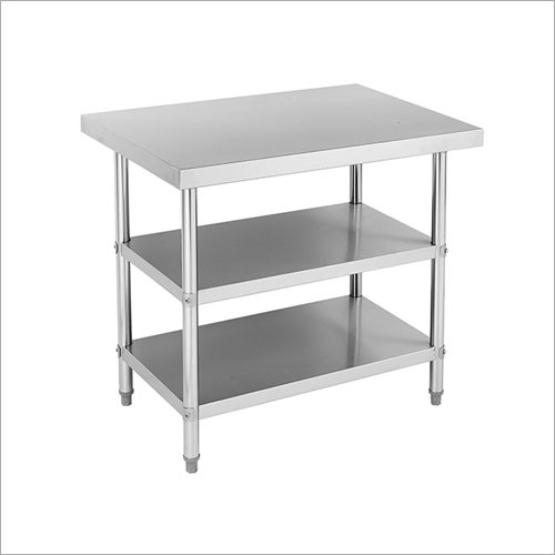 Stainless Steel Under Self Table