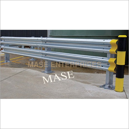 Mase W Beam Crash Barrier