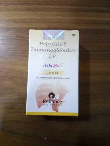Hepatitis b Immunoglobulin Injection