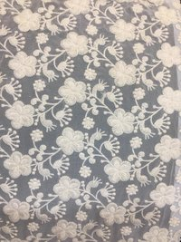 Georgette Embroidery Fabrics
