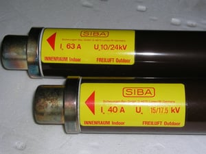 ELECTRICAL HIGH VOLTAGE FUSES