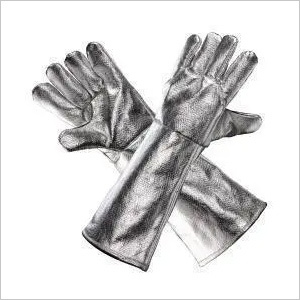 Alluminized Gloves
