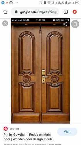 Wooden Digital printed Doors