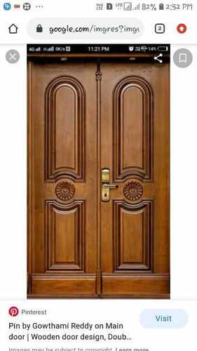 Wooden Digital printed Doors