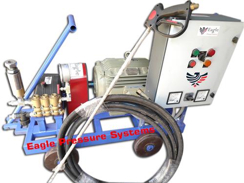 Triplex Plunger Water Jet Pump System