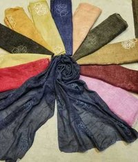 Plain Cotton Stoles