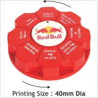 Plastic Paper Weight