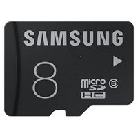Samsung 8GB Class 6 Memory Card