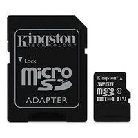 kingston 32gb class 10 microsdhc memory card