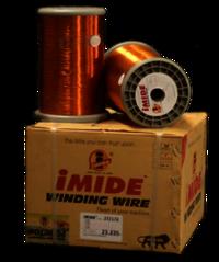 Premium Enamelled Aluminum Wire IMIDE