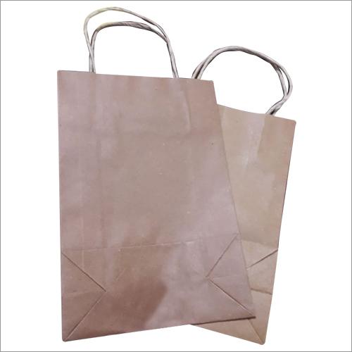 Plain Paper Bag