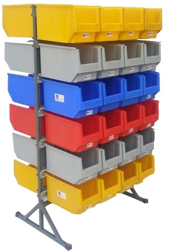 Bin Stand 45 Double Sided Stand