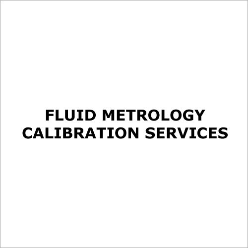 Fluid Metrology Calibration Services