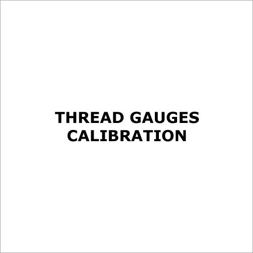Thread Gauges Calibration