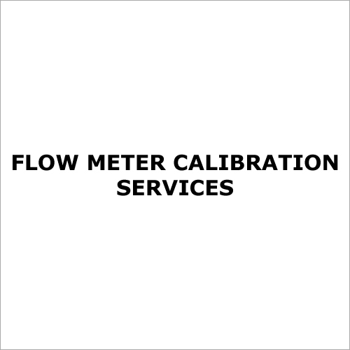 Flow Meter Calibration Services