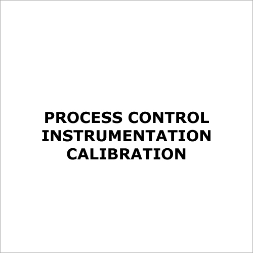 Process Control Instrumentation Calibration