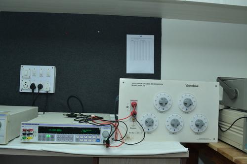 Conductivity Meter Calibration Services