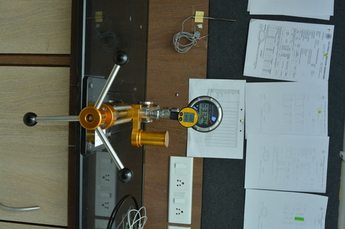 Pressure Regulator Calibration Services