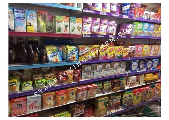 Grocery Store Fixtures Racks