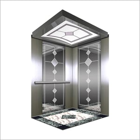 New Design Elevator Cabin