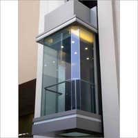 Capsule Elevator Lift