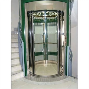 2-4 Persons Hotel Electric Elevator