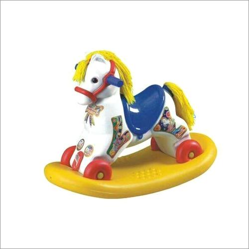 Plastic Baby Horse Ride