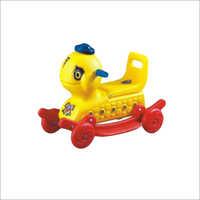 Plastic Animal Ride Toy