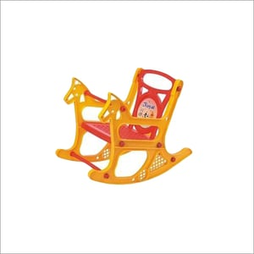 Kids Plastic Rocking Chair