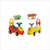 Kids Cartoon Ride Swing Car