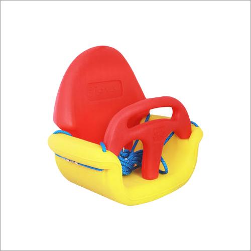 Kids Plastic Adjustable Baby Swing