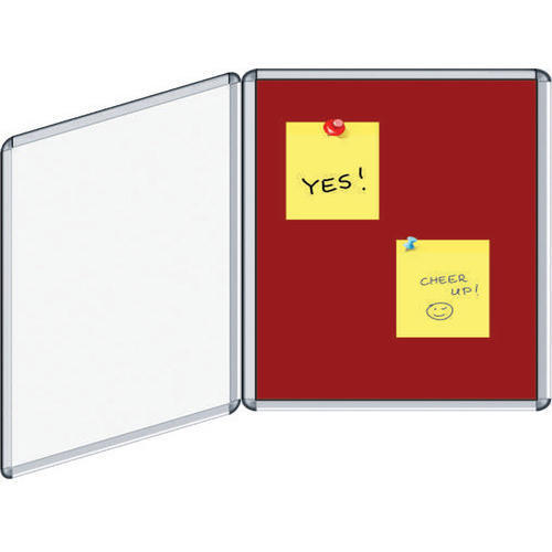 Deluxe Cover Notice Board