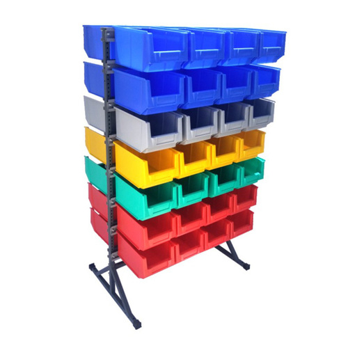 Bin Stand 35 Double Sided Stand