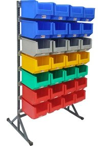 Bin Stand 35 Single  Sided Stand