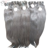 Silky Straight Wave Style Raw Virgin Indian Hair