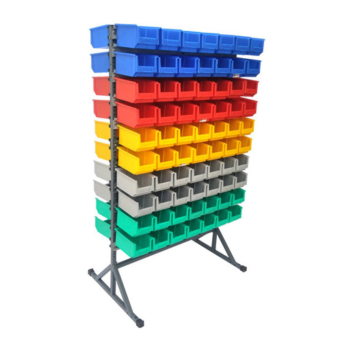 Bin Stand 15 Double Sided Stand