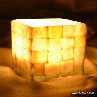 SEAP T LIGHT GLASS CANDLE VOTIVE