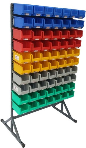 Bin Stand 15 Single Sided Stand