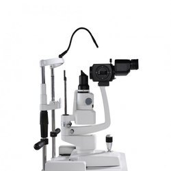 Slit Lamp Five Step